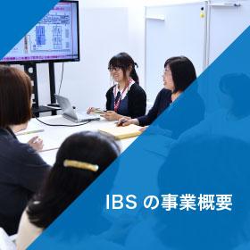 IBSの事業概要